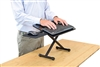KT3 Ergonomic Adjustable Height & Tilt Keyboard Stand (Black)
