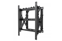 Rocelco MVWM Multi-Screen Video Wall Mount (Black)