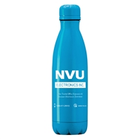 NVU Electronics 17oz Copper Vacuum Insulated Bottle