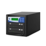 ISO 1 Copy DVD CD Duplicator w/ 500 HDD + USB