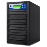 ISO 5 Copy DVD CD Duplicator w/ 500 HDD + USB