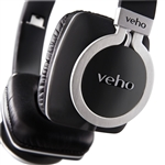 Veho VEP-008-Z8 360 Designer Headphones with Flex Cable