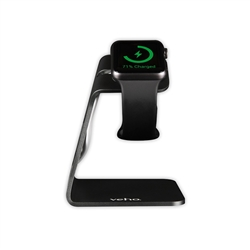 Veho VIW-001-G DS-2 Charging Dock for Apple Watch with Cable Tidy and Micro Suction Base