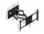 Rocelco VLDC Large Double Cantilever Mount