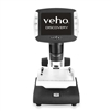 Veho VMS-005-LCD Standalone Microscope with x1200 Magnification, LCD, Rechargeable Battery
