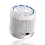 Veho Portable 360 M4 Bluetooth Speaker (ice white)