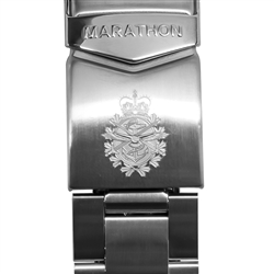 Marathon Stainless Steel Bracelet - Canadian Armed Forces, 22mm