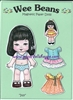 """Itsy"" Wee Bean Magnetic Doll Set"