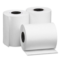 Terminal Thermal Paper - 10 Rolls 2 1/4 by 50'