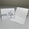 """Gift For You"" Gift Card Envelopes"