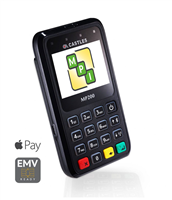 eProcessing Network MP200 Terminal | v4| WIFI Bluetooth USB | EMV | Black