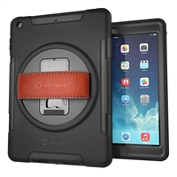 iPad Mobile Enclosure with Hand Strap