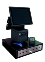 Vend Premium Bundle with Printer Housing - Black