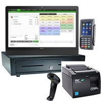 Dell - Vend PC All-In-1 POS Bundle