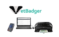 Dell - Vet Badger PC All-In-1 POS Bundle