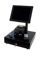 Vend Premium Bundle w/o Printer Housing - Black