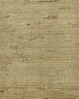 Putty Gray Arrowroot Grasscloth