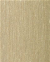 Taupe Linen Textile Wallcovering
