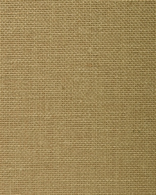 Classic Beige Burlap Wallcovering - Roll