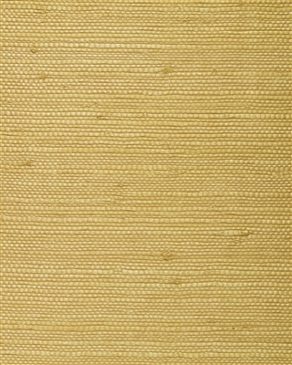 Golden Straw Tightweave Jute Natural Grasscloth Wallcovering