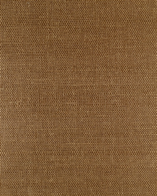 Cocoa Brown Sisal Grasscloth