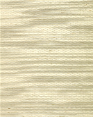 White Sisal Grasscloth