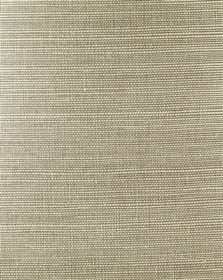 Pearl Gray Sisal Grasscloth - Roll