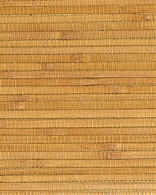 Red beige heavy bamboo natural grasscloth