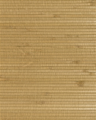 Soft Copper heavy bamboo natural grasscloth