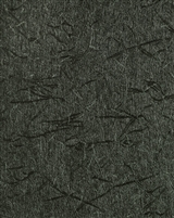 black faux rice paper vinyl