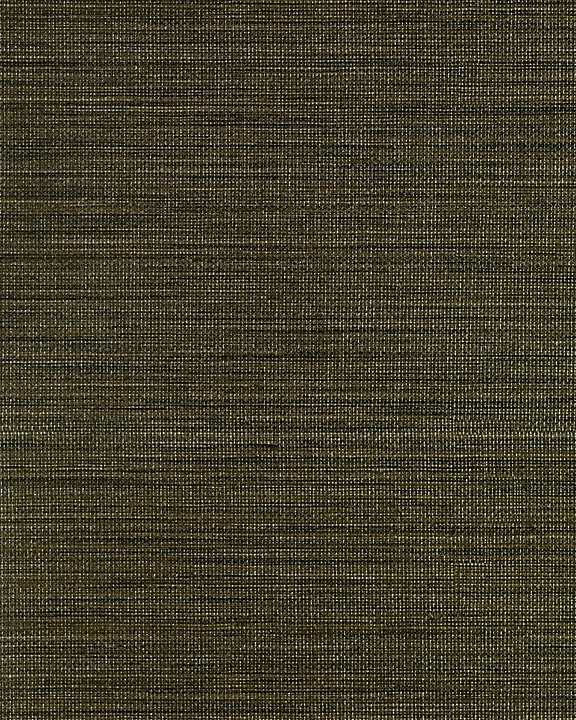 Brown Textured Vinyl Wallpaper Faux Linen Wall Coverings