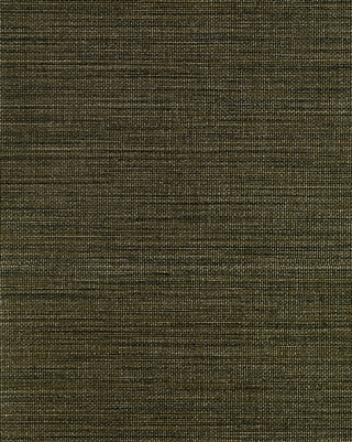 deep brown faux linen vinyl