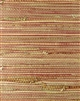 Natural Red Jute Grasscloth