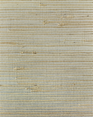 Ice White Jute Grasscloth