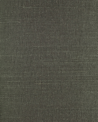 Gunmetal Gray Sisal Grasscloth