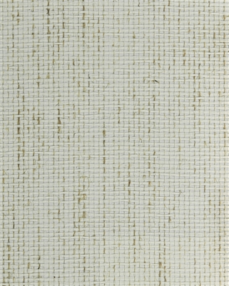 Wicker White Natural Paperweave Grasscloth