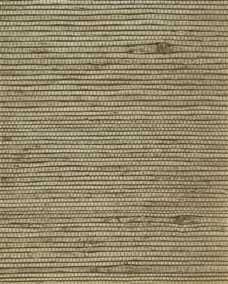 Nickel Taupe Heavy Jute Natural Grasscloth