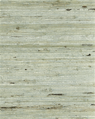 Putty Gray Blend Arrowroot Natural Grasscloth