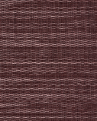 Merlot Red Natural Sisal Grasscloth