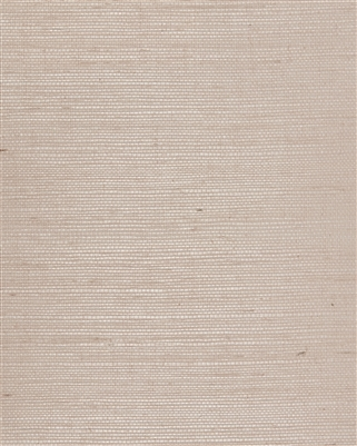 Petal Pink Natural Sisal Grasscloth