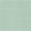 Mint Green Graphpaper Pattern vinyl Wallcovering