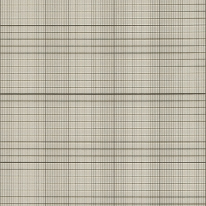 Classic Beige Graphpaper Pattern vinyl Wallcovering