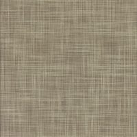 Beige plaid textile look  vinyl wallcovering