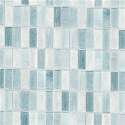 Vinyl Mosaic Pattern Wallpaper