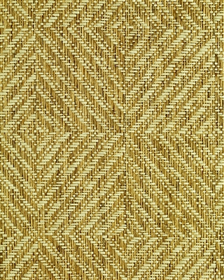 large square basketweave beige blend grasscloth