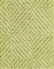 large square basketweave celadon blend grasscloth