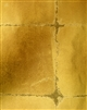 Autumn gold distressed tile pattern