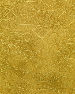 Deep Gold textured scrim pattern