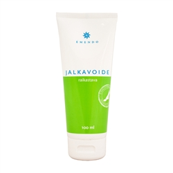 Emendo Refreshing FOOT BALM with eucalyptus, peppermint and aloe vera, 100 ml