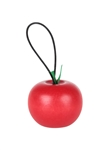 Aarikka APPLE (Pikkuomena) Tree Decoration, red